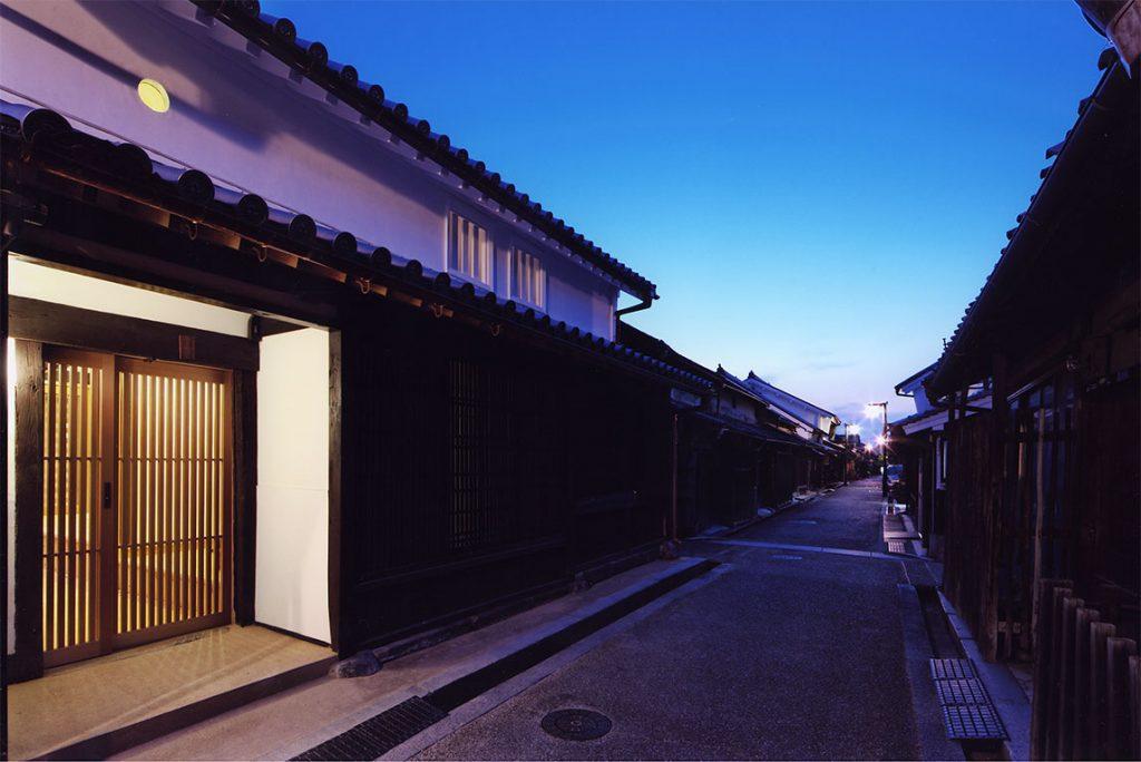 今井町の家