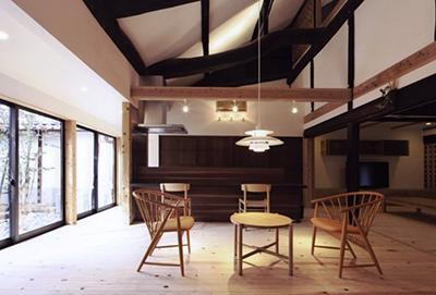 「今井町の家」が2014年第6回建築人賞を受賞しました!