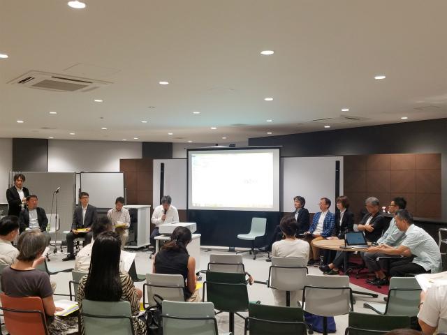第61回大阪建築コンクール「受賞者講演会+トークセッション」がありました。
