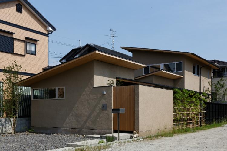 當麻寺参道の家-05