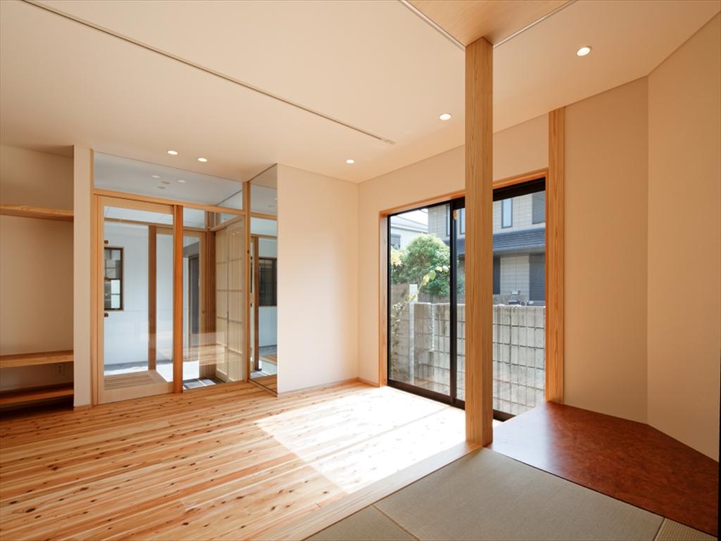 松ヶ丘の家-02