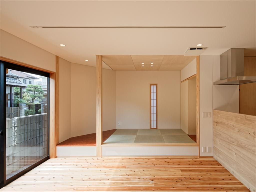 松ヶ丘の家-03