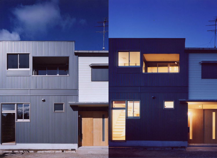下井町の家
