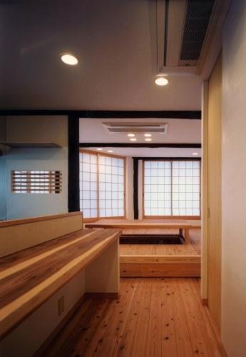 駒川の家-04