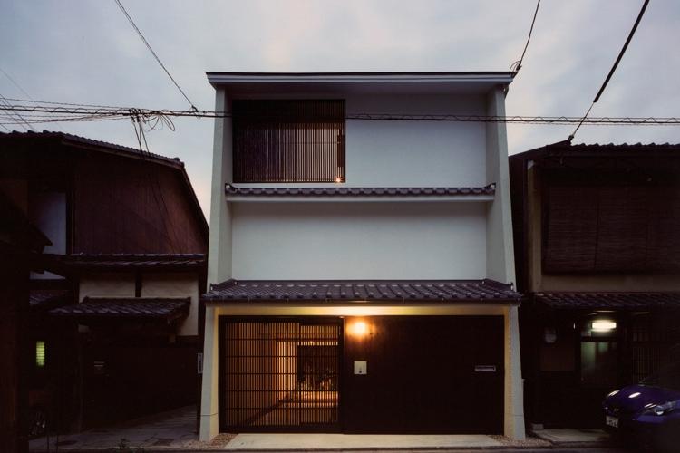 新白水丸町の家