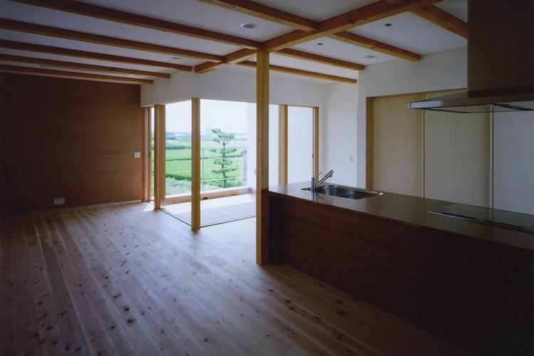 日根野の家