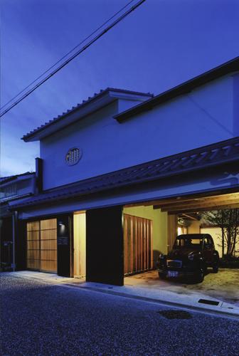 路地のある寺内町の家-05